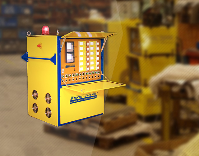 ısıl işlem makineleri
